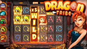 ¿¿¿X??? win / Dragon Tribe compilación de grandes ganancias y giros sueltos! # 2
