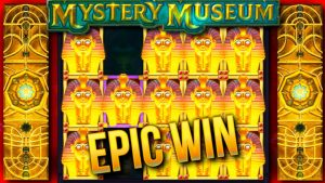 x?.??? win / TOP 3 WIN THIS twelvemonth / Mystery Museum large wins & unloose spins compilation! #2