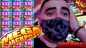 ✦ SUURIM JACKPOT✦ YouTube'is uudse Long Hu Dou mänguautomaadi jaoks Mänguautomaat ►Mega Handpay Jackpot ◄