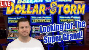 $6,000 Live Dollar tempest Slots – Looking for The Super Grand Jackpot!