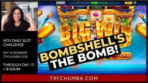 Bombshell large Win On Chumba casino bonus – I Play Slots Challenge xx-4 hours 18