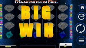 DIAMONDS ON horiaci kasínový bonus SLOT veľký VÝHRA | NAJLEPŠIE 2 VÝHRY | Zábava nikdy nekončí bonusom v kasíne
