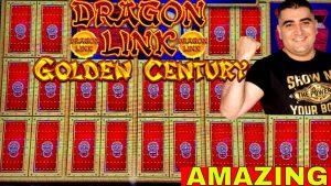 Dragon Link Slot Machine Bonuses & large WINS   Amazing Run & Nice turn a profit   Live Slot Plat At casino bonus