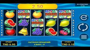 FORZZA casino bonus TUNISIE large WIN   🎗ALL WAYS FRUITS 🎗BONUS