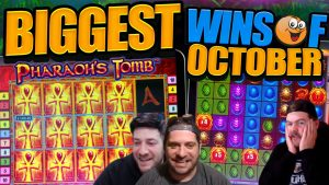 FRUITY SLOTS Oct HIGHLIGHTS! Mega large Wins!!