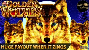 ⭐️GOLDEN WOLVES SUPER large WIN⭐️HAPPY THANKSGIVING~ | MIGHTY CASH ULTRA BONUS SLOT MACHINE