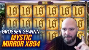 Großer Gewinn! Mystic Mirror und Fruit political party Slots! casino bonus large Win Twitch [DE]