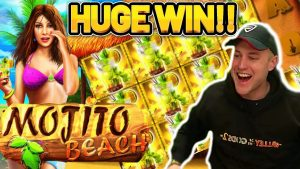 HUGE WIN!!! MOJITO large WIN – €20 bet on novel SLOT from MERKUR