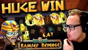 Τεράστια νίκη στην εκδίκηση του Ramses (μυθιστόρημα)