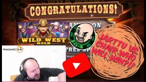 Jarttu Vs Chair Who testament Win!! 2 large Wins From Wild W Au!!