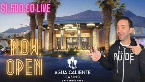 🔴 LIVE $ 1,500 neuartiger Casino-Bonus: Stadtzentrum der Kathedrale von Agua 🎰