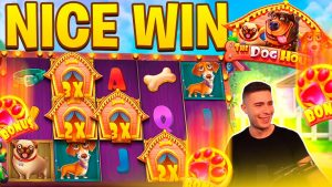 LUCKY lastly SPINS ON domestic dog HOUSE BONUS 🎰 large WIN ON PRAGMATIC PLAY ONLINE SLOT MACHINE