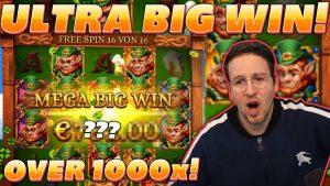 Leprechaun goes WILD – ULTRA large WIN – Der Kobold rettet snuff it Bonushunt im casino bonus!