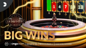 Lightning Roulette μεγάλη συλλογή νίκης V2 | Εξέλιξη