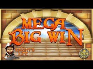 MEGA large WIN BEI KNIGHTS LIFE (MERKUR) – 1€ EINSATZ!