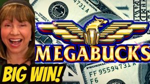 MEGABUCKS large WIN as well as DRAGON SPIN BONUS!