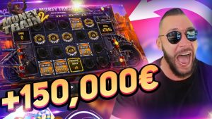 MONEY prepare 2 tape WIN casino bonus STREAMER  MEGA WINS inward SLOTS