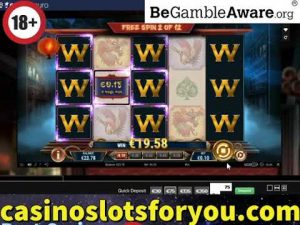 Online casino bonus Slots, Madame Ink large Win Bonus