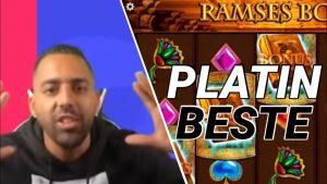 RAMSES GÖNNT AUF 100€!! 🤑😎 large WINS!! 💰😳 Al Gear Twitch Highlights