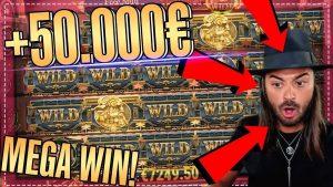 Bonus v kasinu ROSHTEIN LIVE | 100000 XNUMX EURO ŠPANĚLSKÉ VÍTĚZ velký WIN BONUS JACKPOT