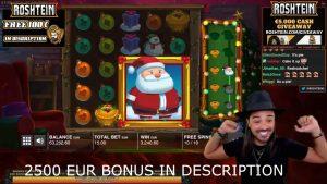 ROSHTEIN casino bonus INSANE large WIN 100K EUR ! casino bonus ONLINE SLOTS