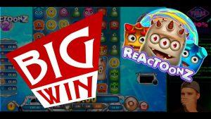 Reactoonz 2 Biggest Win | Best online slot videos. Online casino bonus wins 2020