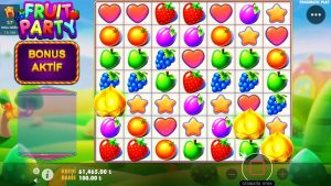SLOT I FRUIT political party X VURGUNU BİG WİN !