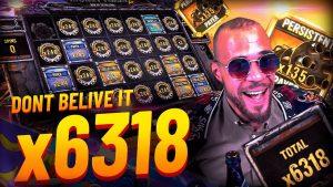 STREAMER MEGA WIN inward MONEY prepare 2  MUST ticker! TOP BIGGEST WINS inward ONLINE casino bonus