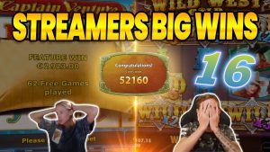 STREAMERS large WINS #16 | 1668x WIN | 2020