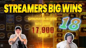 STREAMERS large WINS #18 | 1600x + 2672x! | 2020