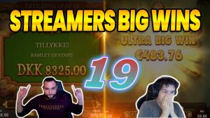 STREAMERS large WINS #19 | 5033x + 1641x! | 2020