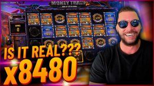 Streamer Insane win on Money prepare 2 Slot – Top 5 Biggest Wins of calendar week