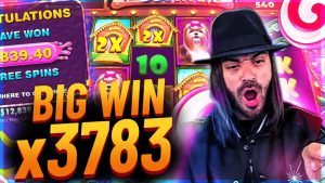 Streamer SUPER large WIN x3783 on THE domestic dog HOUSE MEGAWAYS | Top 5 large WINS inwards Online Casinos