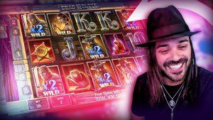 Streamer Ultra vinner x6138 på Dead or live 2 - Topp 5 store gevinster innover casino bonusspor
