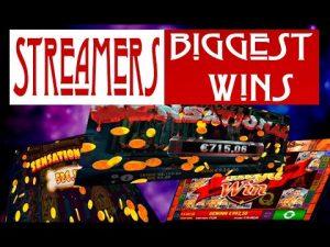 Streamers Biggest Wins #1   Best wins of the intend solar daytime casino bonus 2020