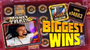 TOP 5 BIGGEST WINS OF THE calendar week | BONUS GAME | large WIN x14883 ON MONEY develop 2 SLOT