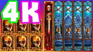 WARRIOR GRAVEYARD OVER 4000X 🔥 SUPER MEGA WIN BIGGEST WIN ON YOUTUBE ⚠️ decease SPINS SUPER BONUS‼️😱