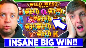 WE GOT A large WIN on WILD due west Au Slot !!!! *WOW*