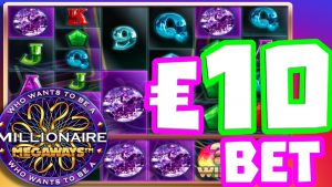 WHO WANTS TO live A MILLIONAIRE 💰🔥SLOT MEGA large WIN THIS SLOT FINALLY PAYS MY BIGGEST WIN 🏆EVER‼️😱