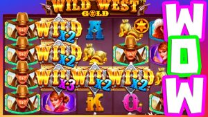 WILD westward atomic number 79 🤠 SLOT SUPER large WINS INSANE BUYS 😱 COMEBACK I LOVE THIS GAME OMG WE DID IT over again‼️