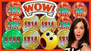 WOW I Forgot How HUGE This Slot PAYS! * Rising Fortunes large WIN | casino bonus Countess