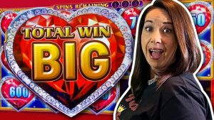 large BETTIN' & large WINNING CHASING A MASSIVE MAJOR JACKPOT !