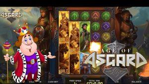 large WIN 🏺 Age of Asgard 👸 POKIES WIN Thor Slot Machine – casino bonus loose SPINS on €200 Bet