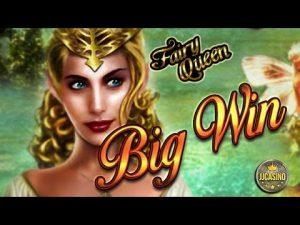 large WIN BEI FAIRY QUEEN (NOVOMATIC) – 3€ EINSATZ!