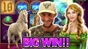 large WIN!!! MYSTIC MIRROR large WIN – €10 bet on casino bonus slot from Casinodaddy live flow