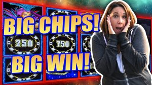 large WIN ! THOSE CHIPS ARE HUGE SLOT HUBBY ! HIGH boundary FOR THE WIN !