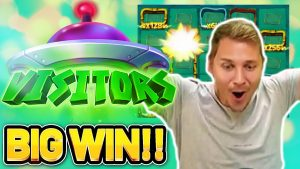 large WIN! VISITORS large WIN – Highroll €20 bet casino bonus Slot from CASINODADDY