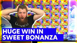 large WIN inward Razor Shark as well as sugariness Bonanza Slots – SlotRider