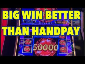 large WIN 😱, meliorate than HANDPAY. goodness HARVEST TODAY!  #casino bonus #slotmachines #filamslots #Bigwin