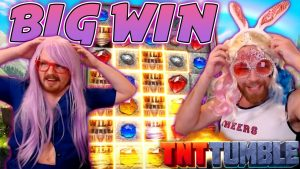 large WIN on TNT Tumble – Ft. Kimberly as well as Blanca (€10 Bet)